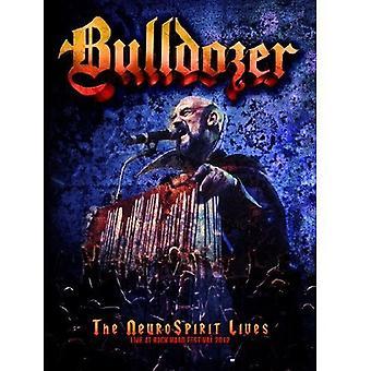 Bulldozer - Neurospirit liv [CD] USA import