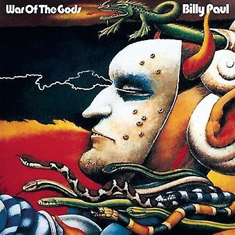 Billy Paul - kriga av gudar [CD] USA import