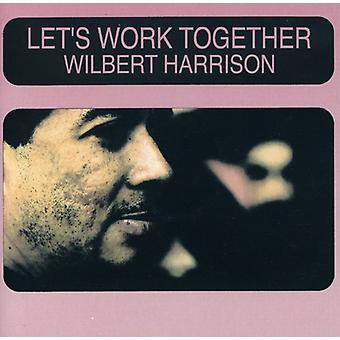 Harrisonwilbert - Let's Work Together [CD] USA import