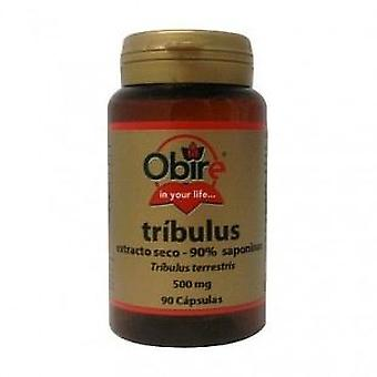 Obire Tribulus 90% saponin 500 Mg 90 Capsules Obire (Sport , Others)