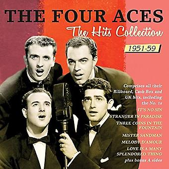 Four Aces - Four Aces-Hits Collection: 1951-59 [CD] USA import