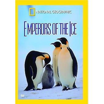 National Geographic: Emperors [DVD] USA import