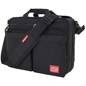 Manhattan Portage Tribeca Back Zipper Bag - Black