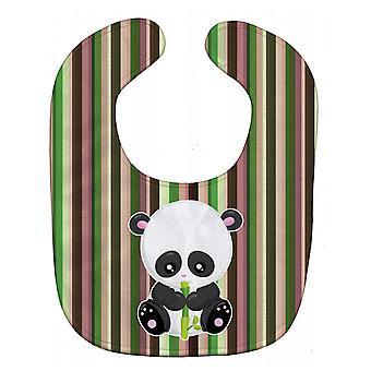 キャロラインズ宝物 BB6803BIB 竹笛パンダ赤ちゃんよだれかけ