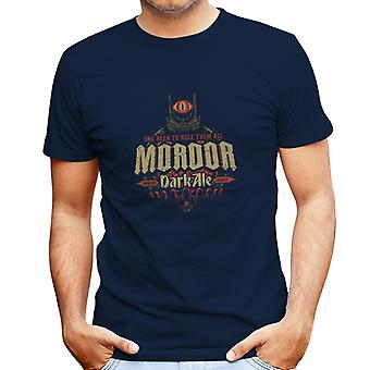 Lord Of The Rings Mordor Dark Ale Men's T-Shirt