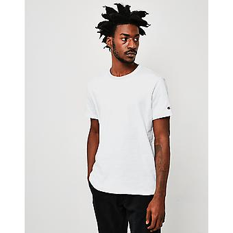 Champion Reverse Weave Crew Neck T-Shirt White