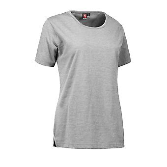 ID Womens/Ladies Pro-Wear Short Sleeve T-Shirt