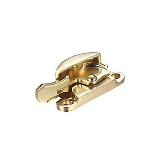 Zoo Fitch Fastener - Polished Brass - FB7