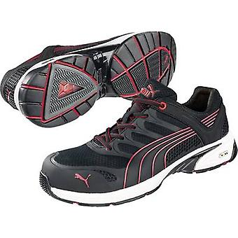 Safety shoes S1P Size: 39 Black, Red PUMA Safety FUSE MOTION RED LOW HRO SRA 642540 1 pair