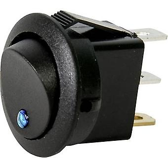 Car toggle switch 12 V 10 A 1 x Off/On latch HP Au