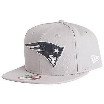 New era 9Fifty Snapback Cap - New England Patriots grey