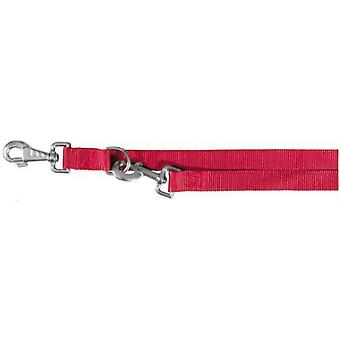 Trixie Clasic Branch 2.00M,15Mm, Rojo (Dogs , Collars, Leads and Harnesses , Leads)