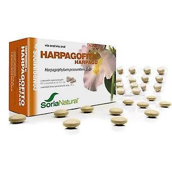 Soria Natural Harpagophito Tablets (Dieet , Kruiden remedies , Supplementen)