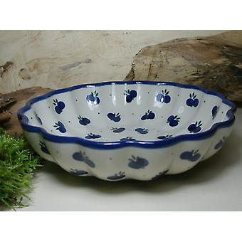 Dish, with a wavy margin, Ø 20 cm, height 5 cm, tradition 22, BSN 7905