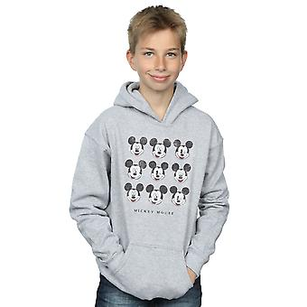 Disney Boys Mickey Mouse Wink And Smile Hoodie