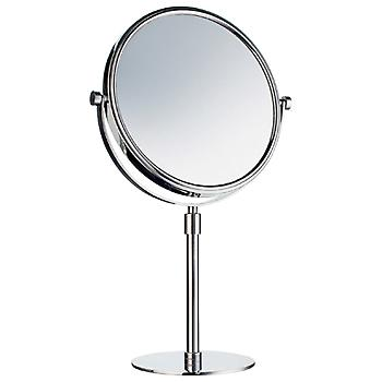 Outline Freestanding Mirror - Polished Chrome FK435