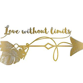 Love Without Limits Poster Print by Allen Kimberly