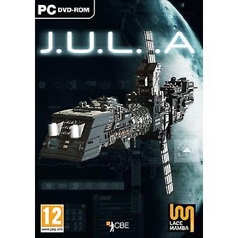J.U.L.I.A (PC DVD)