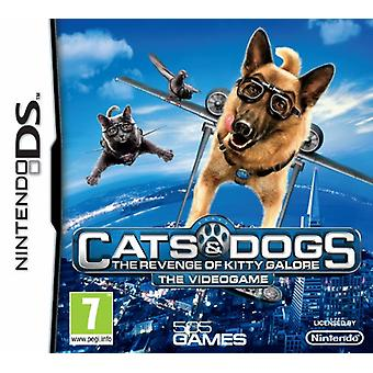 Katte hunde Hævn Kitty Galore (Nintendo DS)