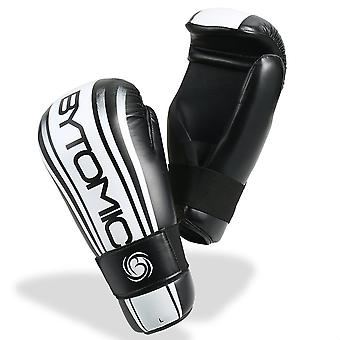 Bytomic Axis Point Fighter Gloves White/Black