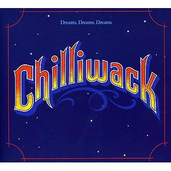 Chilliwack - drømme drømme drømme [CD] USA importerer