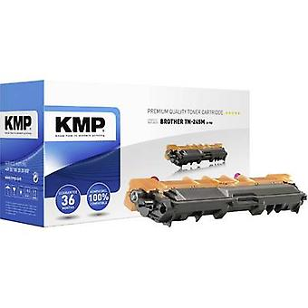 KMP Toner cartridge replaced Brother TN-245M, TN245M Compatible Magenta 2200 pages B-T50