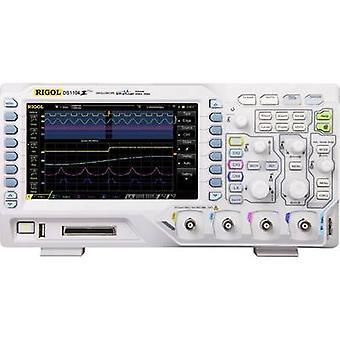 Rigol DS1074Z Plus 70 MHz 4-Kanal 1 GSa/s 24 Mpts 8 Bit digitale Digitalspeicher (DSO)