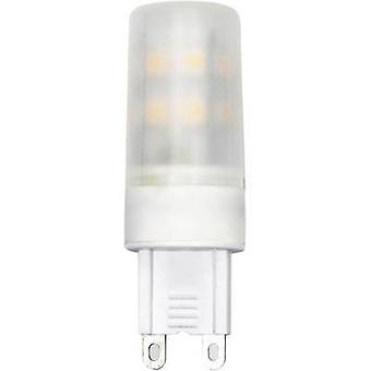 LightMe LED EEC A++ (A++ - E) G9 Pen 3.4 W = 32 W Warm white (Ø x L) 18 mm x 57 mm 1 pc(s)