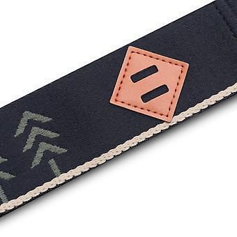 Arcade Blackwood Belt - Black / Khaki