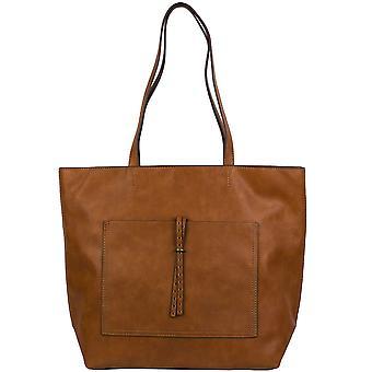 ESPRIT Odina tote tassen vrouwen handtas schoudertas 126EA1O025