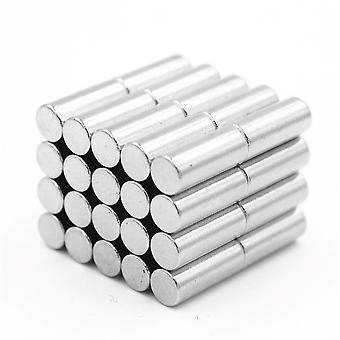Quadrante di neodimio magnete 3 x 10 mm N35 - 5 unità