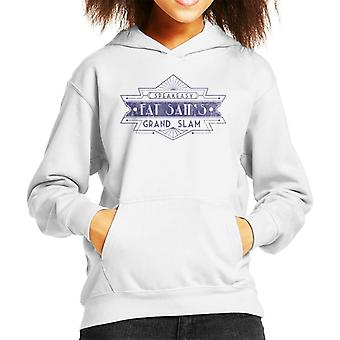 Fat Sams Speakeasy Bugsy Malone Kid är Hooded Sweatshirt