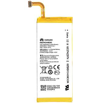 Battery for Huawei Ascend P6, HB3742A0EBC 2000 mAh Replacement Battery