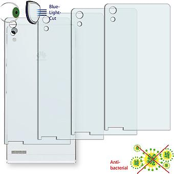Huawei Ascend P6 back screen protector - Disagu ClearScreen protector