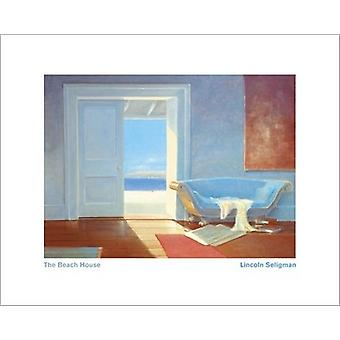 Beach House Poster Print by Lincoln Seligman (20 x 16)