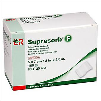 Suprasorb [F] Film Dress 5X7Cm 20461 100