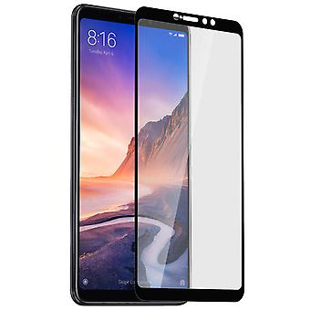 Screen protector for Xiaomi Mi Max 3, Tempered Glass with black edges