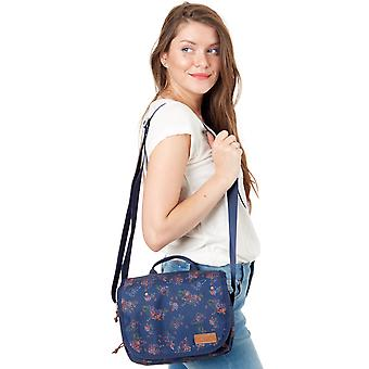 Animal Dark Navy Crest Womens Messenger Bag