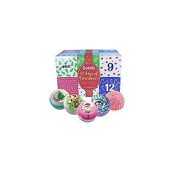 Bomb Cosmetics Bomb Cosmetics Advent Calendar Gift Pack  - 12 Days Of Christmas