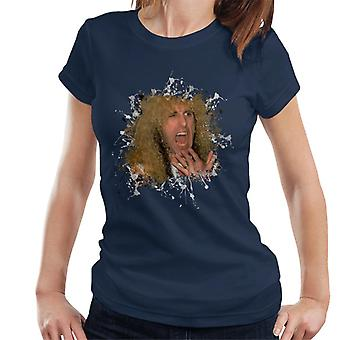 TV Times Twisted Sister Dee Snider Women's T-Shirt