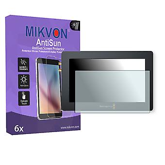 Blackmagic Video Assist Screen Protector - Mikvon AntiSun (Retail Package with accessories)