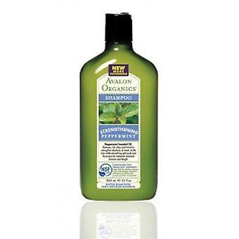 Avalon Organics - Peppermint Revitalizing Shampoo 325ml