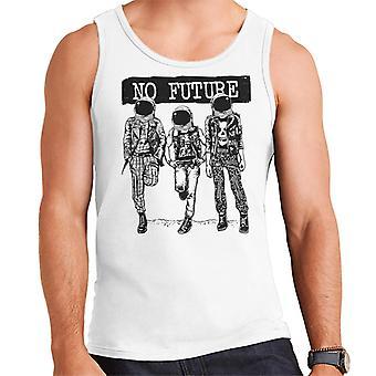 Inga framtida Punk astronauter mäns väst