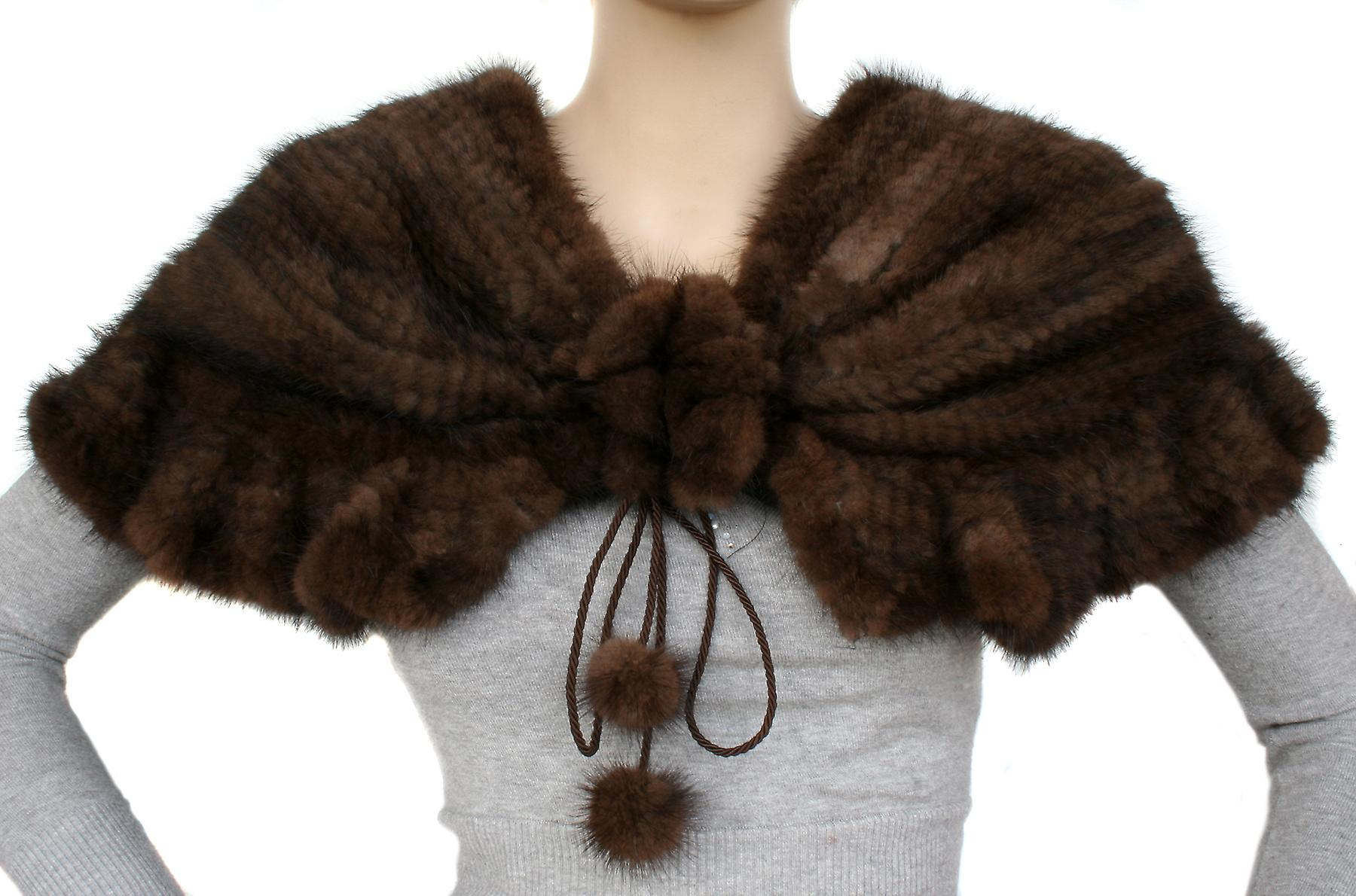Waooh - Fur - Small mink cape