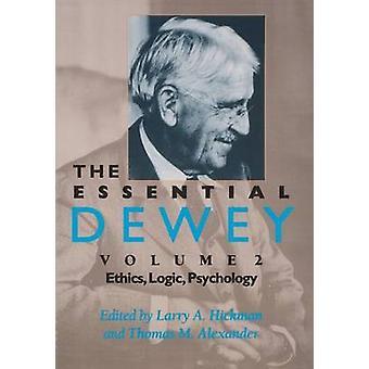 Dewey zasadnicze - etyka - logika - Psychologia - Tom 2 - etyka-