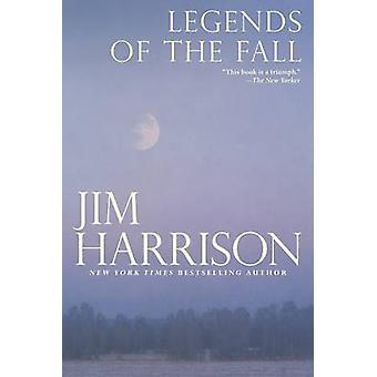 Höstlegender av Jim Harrison - 9781611855234 bok