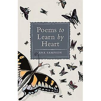 Dikter att lära utantill av Ana Sampson - 9781782431459 bok