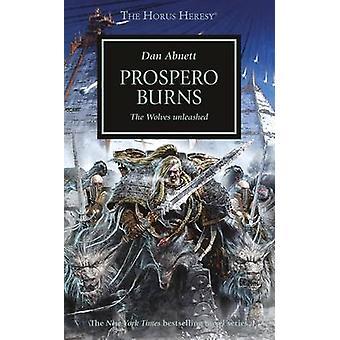 Prospero Burns par Dan Abnett - livre 9781849708210