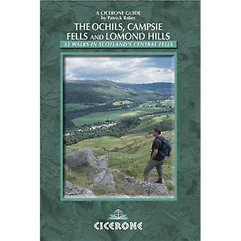 Marcher dans le Ochils - Campsie Fells et Lomond Hills - 33 promenades en S