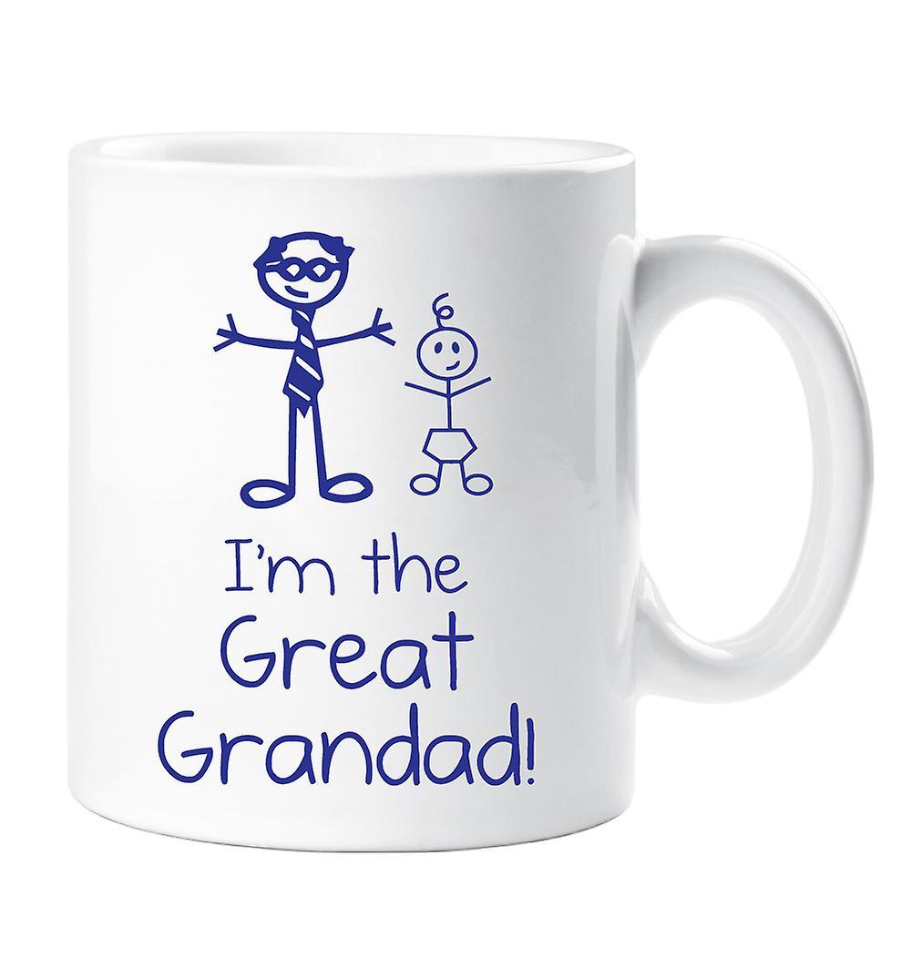 Я великий дедушка кружка